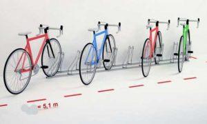 Polkupyöräteline cross-9