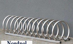 Polkupyöräteline spiraali ⌀ 25mm /140cm
