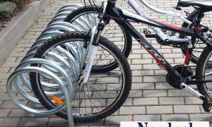 Polkupyöräteline viro pion 125cm
