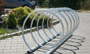 Polkupyöräteline viro max 250cm